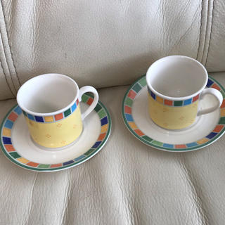 ビレロイアンドボッホ(ビレロイ&ボッホ)のビレロイ エスプレッソカップセット(グラス/カップ)