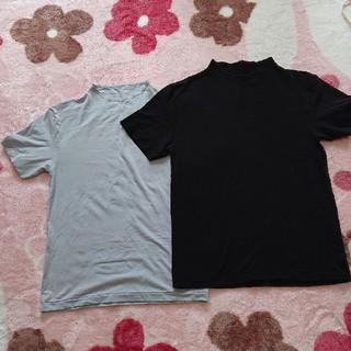 シャルレ(シャルレ)のシャルレ、ボトルネックシャツ二枚せっと。(Tシャツ(長袖/七分))