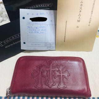 クロムハーツ(Chrome Hearts)のChrome Hearts(長財布)