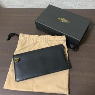 キャリー(CALEE)の新品 未使用品 CALEE レザーウォレット ブラック(長財布)