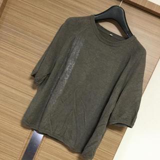 ムジルシリョウヒン(MUJI (無印良品))の無印良品購入 サマーニット(ニット/セーター)
