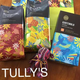 タリーズコーヒー(TULLY'S COFFEE)のタリーズ 2020 アニバーサリー ハッピーバッグ Tully's コーヒー(コーヒー)