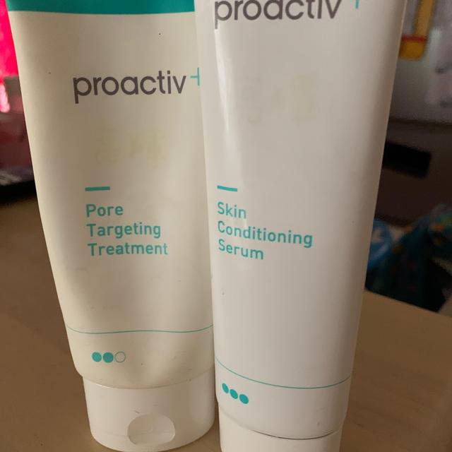 proactiv(プロアクティブ)のプロアクティブステップ2&3 コスメ/美容のスキンケア/基礎化粧品(美容液)の商品写真