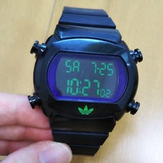 アディダス(adidas)の●adidas 腕時計(腕時計(デジタル))