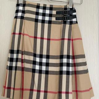 バーバリー(BURBERRY)のバーバリー ラップスカート(スカート)
