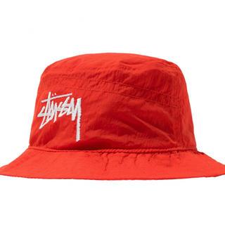 ステューシー(STUSSY)のSTÜSSY / NIKE BUCKET HAT ステューシーナイキ M/L(ハット)