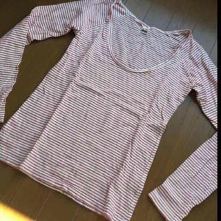 シェル(Cher)のcher shore ボーダーT(Tシャツ(長袖/七分))