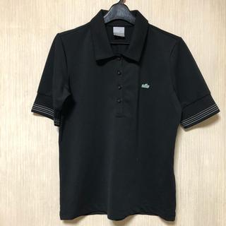 ナイキ(NIKE)のナイキ ポロシャツ 黒(ポロシャツ)