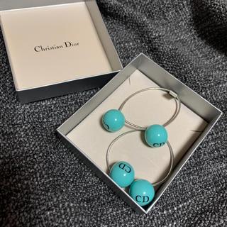 クリスチャンディオール(Christian Dior)のディオール ヘアゴム(ヘアゴム/シュシュ)