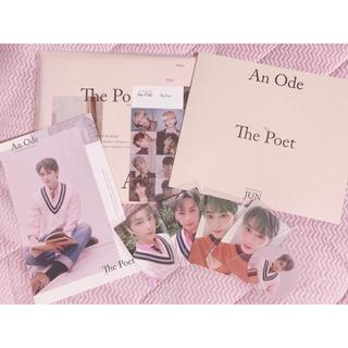 セブンティーン(SEVENTEEN)の7月末まで!Anode ジュン The Poet ver.(K-POP/アジア)