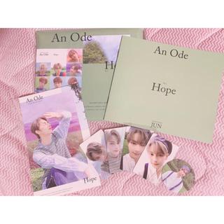 セブンティーン(SEVENTEEN)の7月末まで!Anode ジュン Hope ver.(K-POP/アジア)