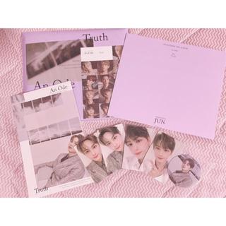 セブンティーン(SEVENTEEN)の7月末まで!Anode ジュン truth ver.(K-POP/アジア)