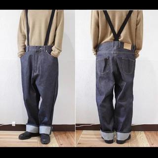 ドゥルカマラ(Dulcamara)の【名作】my beautiful landlet denim big pants(デニム/ジーンズ)