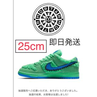 ナイキ(NIKE)のNIKE SB dunk greatful dead green    25cm(スニーカー)