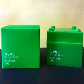 ウェーボ デザインキューブ ホールドワックス 80g (ヘアワックス/ヘアクリーム)