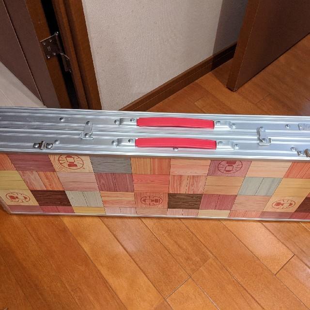 Coleman(コールマン)のコールマン(Coleman) テーブル オールインワンキッチンテーブル インテリア/住まい/日用品の机/テーブル(アウトドアテーブル)の商品写真
