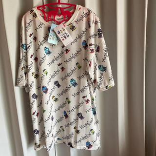 サンリオ(サンリオ)のはぴだんぶい Tシャツ Mサイズ(Tシャツ/カットソー(半袖/袖なし))