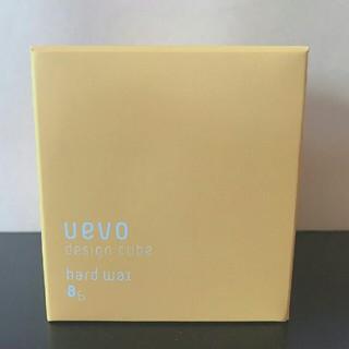 demi uevo デザインキューブ ハードワックス 80g(ヘアワックス/ヘアクリーム)