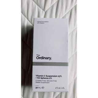 セフォラ(Sephora)の新品The Ordinary VCサスペンション23%+ヒアルロン酸30ml(美容液)