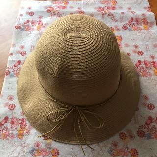 サマンサモスモス(SM2)のsm2  麦わら帽子(麦わら帽子/ストローハット)