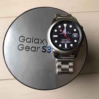 サムスン(SAMSUNG)のSamsung Galaxy Gear S3 Classic(腕時計(デジタル))