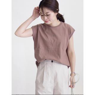 シップスフォーウィメン(SHIPS for women)のSHIPS WOMEN ロゴトップス&エコバッグ(Tシャツ(半袖/袖なし))
