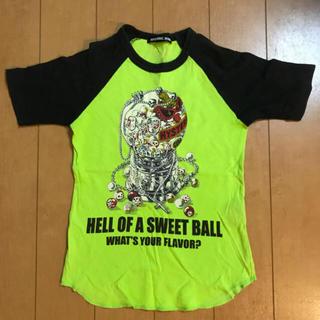 ヒステリックミニ(HYSTERIC MINI)のヒステリックミニ Tシャツ 120(Tシャツ/カットソー)