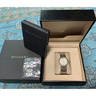 ブルガリ(BVLGARI)のブルガリブルガリ BB33SSAUTO D10329(腕時計(アナログ))