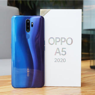 アンドロイド(ANDROID)のOPPO A5 2020(スマートフォン本体)