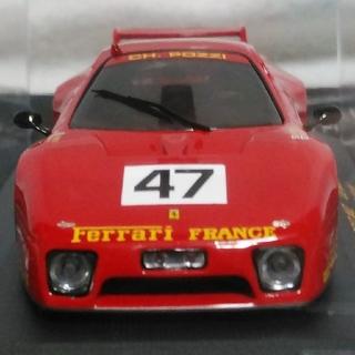 フェラーリ(Ferrari)のFerrari512BB-LM 1/43スケールモデル(リユース品)(ミニカー)