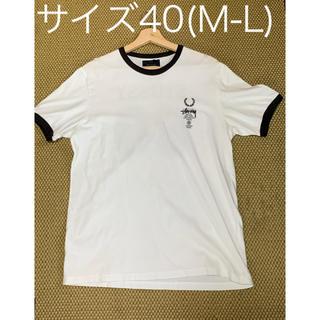 ステューシー(STUSSY)のFRED PERRY STUSSY Tシャツ(Tシャツ/カットソー(半袖/袖なし))