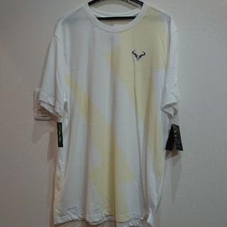 ナイキ(NIKE)のNIKE ナイキ ナダル ゲームシャツ xl 新品未使用(ウェア)