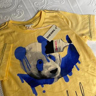 ディーゼル(DIESEL)の新品❤︎ディーゼルキッズ  Tシャツ  DIESEL  xs 約120cm(Tシャツ/カットソー)