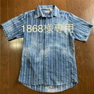ヴェルサーチ(VERSACE)の1868様専用 ベルサーチ メンズシャツM(シャツ)