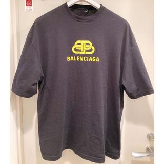バレンシアガ(Balenciaga)のバレンシアガ Newロゴ オーバーサイズ Tシャツ(Tシャツ/カットソー(半袖/袖なし))