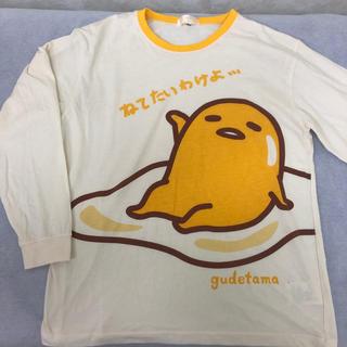 サンリオ(サンリオ)のぐでたま Tシャツ(Tシャツ(長袖/七分))