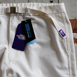 THE NORTH FACE - Stretch Twill Wide Tapered Pants