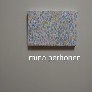 ミナペルホネン(mina perhonen)のミナペルホネン テキスタイル  ファブリックパネル ファブリックボード(その他)