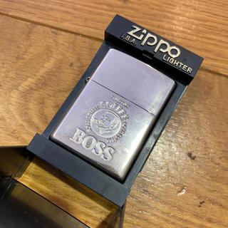 ジッポー(ZIPPO)のジッポー サントリー ボス BOSS ライター(タバコグッズ)