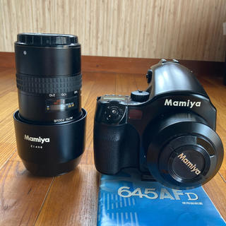 マミヤ(USTMamiya)のMamiya645 AFD(フィルムカメラ)