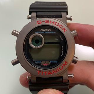 ジーショック(G-SHOCK)のジャンク扱 g-shock フロッグマン dw-8200 (腕時計(デジタル))