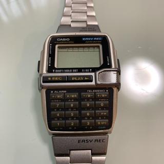 カシオ(CASIO)のカシオ データバンク dbc-v500 ジャンク扱(腕時計(デジタル))