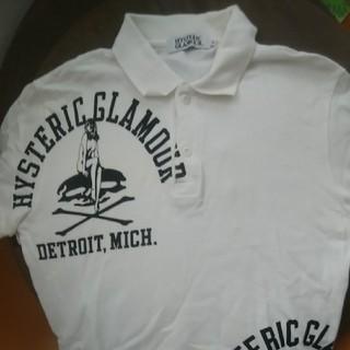 ヒステリックグラマー(HYSTERIC GLAMOUR)のヒステリックグラマーポロシャツ ミチガン(ポロシャツ)