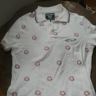 ヒステリックグラマー(HYSTERIC GLAMOUR)のヒステリックグラマースマイルポロシャツ カートコバール(ポロシャツ)