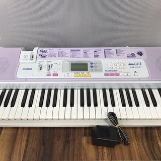 R34825 カシオ 光ナビゲーションキーボード ルーチェ LK-103(電子ピアノ)