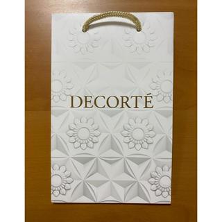 コスメデコルテ(COSME DECORTE)のコスメデコルテ COSME DECORTE ショップ袋(ショップ袋)