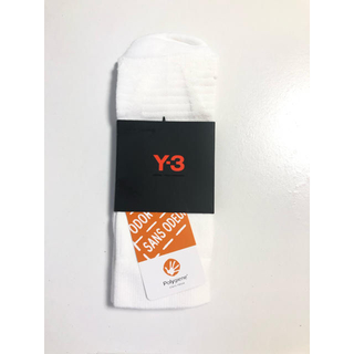 ワイスリー(Y-3)のY-3 ソックス(ソックス)