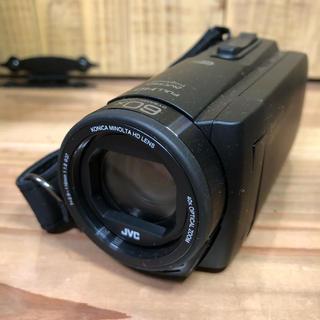 ケンウッド(KENWOOD)のJVC Everio R ハイビジョンムービー GZ-RX680-B(ビデオカメラ)