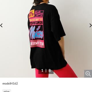 ロデオクラウンズワイドボウル(RODEO CROWNS WIDE BOWL)のロデオクラウンズ   ネオンカラーサインTシャツ(Tシャツ(半袖/袖なし))