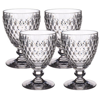 ビレロイアンドボッホ(ビレロイ&ボッホ)のビレロイ&ボッホ Villeroy&Boch ワイングラス4セット(グラス/カップ)